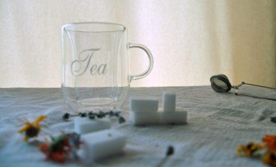 Tasse à thé thermos
