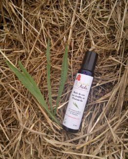 huile de plantain, au jardin d'aida, plantes aromatiques et médicinales limousin creuse