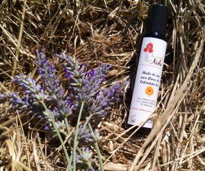 huile calendula, au jardin d'aida, plantes aromatiques et médicinales limousin creuse
